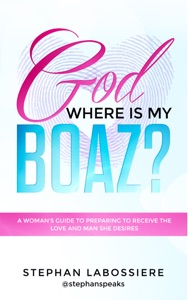 God Where Is My Boaz Book Cover