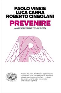 Prevenire Copertina del libro