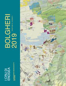Bolgheri 2019: Cantine  e Vigneti Copertina del libro