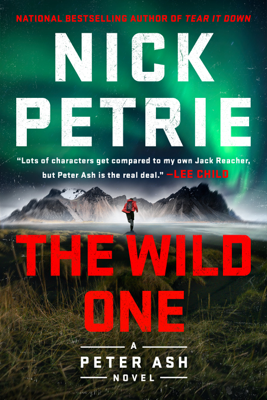 Nick Petrie - The Wild One book