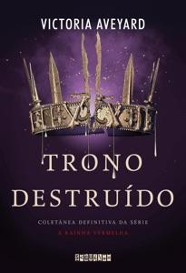 Trono destruído Book Cover
