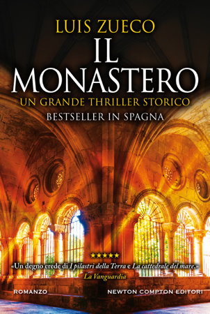 Il monastero - Luis Zueco