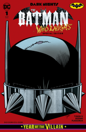 Dark Nights: The Batman Who Laughs #1 SE (Direct Market) (2019-) #1