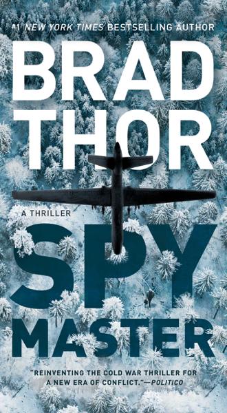 Spymaster por Brad Thor
