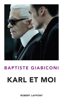 Baptiste Giabiconi - Karl et moi illustration