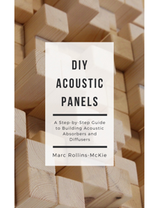 DIY Acoustic Panels Cover Book