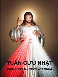 Tuần Cửu Nhật Kính Lòng Thương Xót Chúa