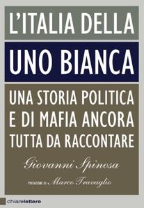 L'Italia della Uno bianca Book Cover
