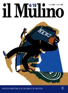 il Mulino 4/2019 Libro Cover