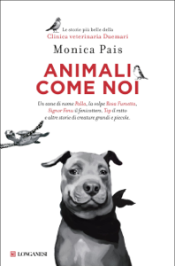 Animali come noi Libro Cover