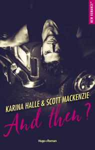 And then ? La couverture du livre martien