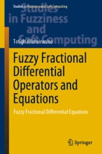 Fuzzy Fractional Differential Operators and Equations