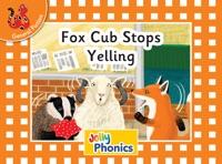 Fox Cub Stops Yelling