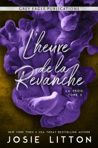 L'heure de la Revanche La couverture du livre martien