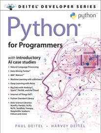 Python for Programmers, 1/e