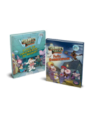 Gravity Falls: Feliz Summerween! / A loja de conveniência... do horror! Book Cover
