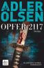 Jussi Adler-Olsen & Hannes Thiess - Opfer 2117 Grafik