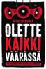 Heikki Pursiainen - Olette kaikki väärässä artwork
