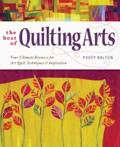 The Best of Quilting Arts Boekomslag