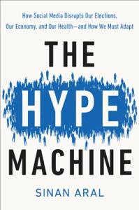 The Hype Machine Couverture de livre