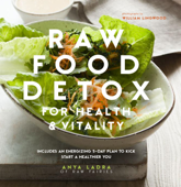 Raw Food Detox Book Cover