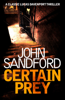 John Sandford - Certain Prey artwork