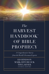 The Harvest Handbook™ of Bible Prophecy Book Cover