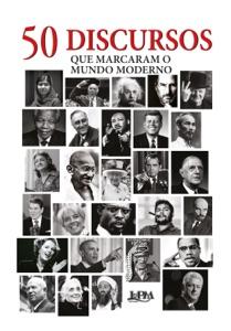 50 discursos que marcaram o mundo moderno Book Cover