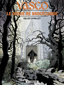 Vasco - Tome 20 - Le Dogue de Brocéliande La couverture du livre martien