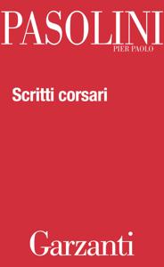 Scritti corsari Copertina del libro