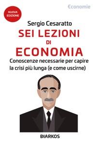 Sei lezioni di economia Book Cover