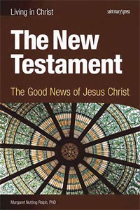 The New Testament Book Cover
