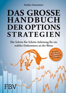 Das große Handbuch der Optionsstrategien Buch-Cover
