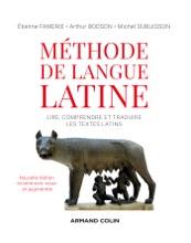 Méthode De Langue Latine - 2e éd.