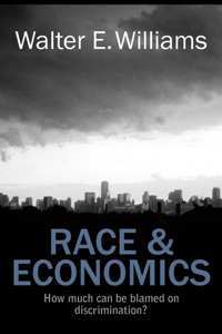 Race & Economics Book Cover