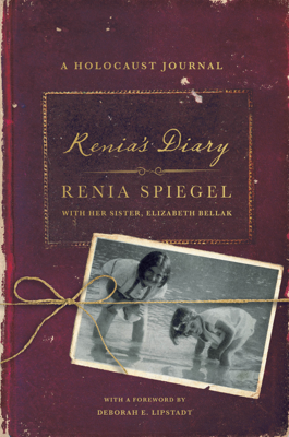 Renia Spiegel - Renia's Diary book