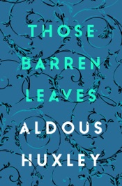 Download and Read Online Those Barren Leaves