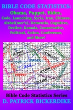 Bible Code Statistics: Obama, Puppet, Biden, Code, Launching, Syria, Iran, Chinese, Virus, Alzhei(mer's), Dementia, Cognitive, Decline, Kamala, Conservative, Political, Action, Conference, and More!