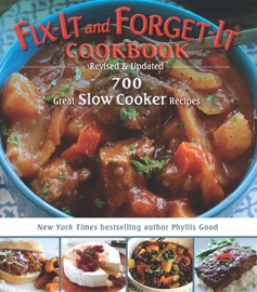Fix-It and Forget-It Cookbook: Revised & Updated PDF Download