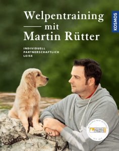 Welpentraining mit Martin Rütter Buch-Cover