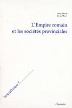 L'Empire Romain Et Les Sociétés Provinciales
