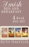 Amish Bed And Breakfast Four Book Box Set