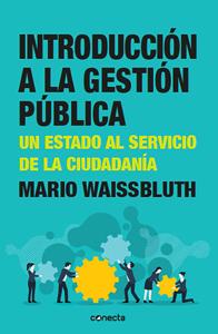 Introducción a la gestión pública Book Cover