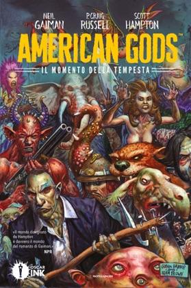 American Gods - 3. Il momento della tempesta