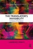 The Translator's Invisibility Book Cover