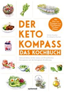 Der Keto-Kompass – Das Kochbuch Buch-Cover