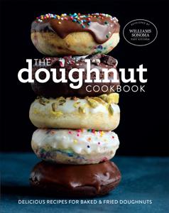 The Doughnut Cookbook Book Cover