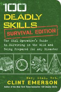100 Deadly Skills: Survival Edition Boekomslag