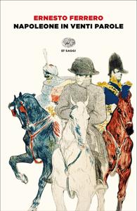 Napoleone in venti parole Libro Cover