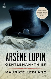 Arsène Lupin, Gentleman-Thief Book Cover